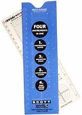 Scott LINNs United States Precision Stamp Perforation Perf Multi-Gauge #LIN01