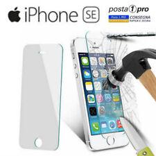 Pellicola Vetro Temperato per Apple IPHONE SE Protezione Schermo Antigraffio