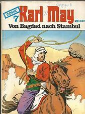 KARL MAY / VON BAGDAD NACH STAMBUL / BAND 7 / UNIPART 1976