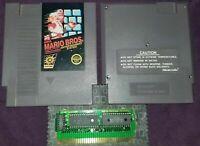 Super Mario Bros. (Nintendo Entertainment System, 1985) NES Authentic