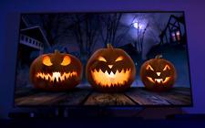 Jack-O-Lantern Jamboree 2 AtmosFx Projection Halloween Decoration