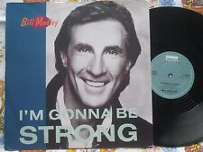 Bill Medley ‎– I'm Gonna Be Strong Curb Records ZT 49508 UK 12inch Vinyl Single