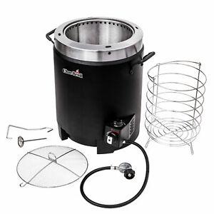 Char-Broil 17102065 The Big Easy Oil Free Liquid Propane 16 Pound Turkey Fryer
