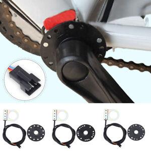 Electric Bicycle Pedal 5/8/12 Magnets E-bike PAS System Assistant Sensor