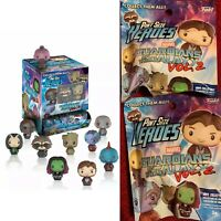 2 X Funko Pint Size Heroes Guardians of the Galaxy VOL.2