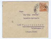 All.Bes./Gemeinsch.Ausg.Mi. 951 EF, Notstempel Vechta/Reichspost, ohne Datum