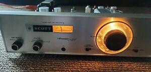 H.H. Scott Stereomaster Wideband FM Tube Tuner LT-110-B Vintage