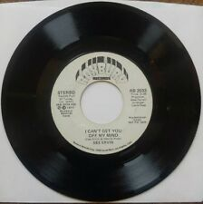 *RARE SOUL* DEE ERVIN - I Can't Get You Off My Mind/The Love You Song RB2033
