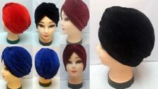 Gorras y sombreros de mujer turbantes sin marca