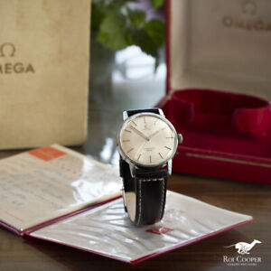 Rare Vintage OMEGA Seamaster 600 Gents Watch 1967 - Serviced + Boxes + Papers