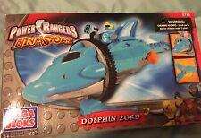 Power Rangers Ninja Storm Dolphin zord MegaBloks