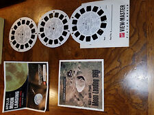 *REDUCED PRICE* 1969 APOLLO MOON LANDING SAWYERS VIEW MASTER REELS COMPLETE B663