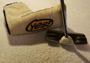 """YES! """"Amy"""" Putter 33 inch Center Shaft"""