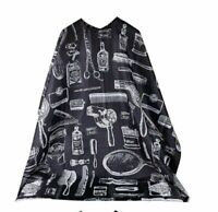 Pro Salon Hair Cutting Cape Hairdressing Hairdresser Gown Barber Cloth Apron