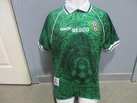d7a99b0ebb966 seleccion mexicana GARCIS jersey mexico MEDIUM 1999 USED