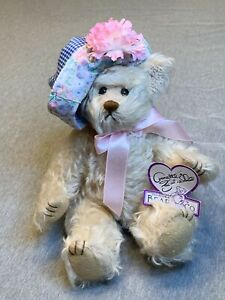 ANNETTE FUNICELLO BEAR COLLECTOR TEDDY BEAR LE & RETIRED