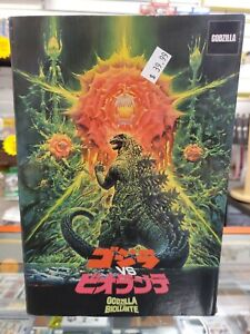 Neca Godzilla Vs Biollante Figurine