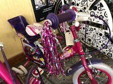"""Vélo enfant MOLLY 12"""" pouces Rose bébé poupée fille fillette NEUF bike"""