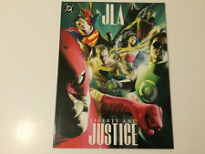 JLA Liberty and Justice (Paul Dini & Alex Ross)