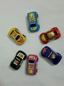 Children Kids Mini Pull Back Cars Party Loot Bag Fillers Pinata Birthday Boy toy