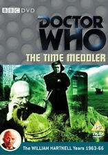 Doctor Who The Time Meddler 5014503233129 With William Hartnell DVD Region 2