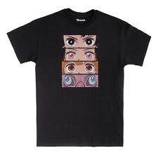 Adults Demon Slayer T-Shirt Block Eyes