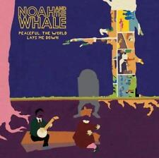 """Noah And The Whale - Peaceful, The World Lays Me Down (NEW 12"""" VINYL LP)"""