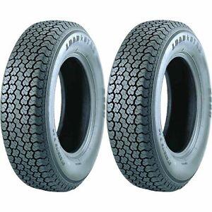 ST185/80D13 LRD Kenda Loadstar K550 (C78-13) Trailer Tire 8Ply Pack of 2