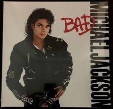 Michael Jackson - Bad LP [Vinyl New] Gatefold Record Album Smooth Criminal