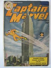 Captain Marvel Adventures #72 (May 1947, Fawcett) [GD/VG 3.0]