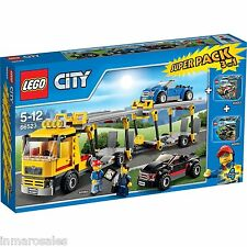 Lego City 66523 Super pack 3 in 1 -