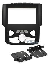 Scosche CR1297DDB Double DIN Dash Kit for Select 2013+ 1500-3500 Ram Full Size