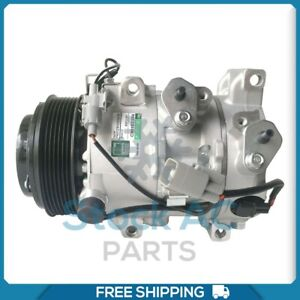 New A/C Compressor for Lexus GS300, GS350, IS250, IS350 - OE# 4711568