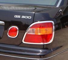 LEXUS GS300 Chrome Rear Light Trim x 4
