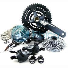 New SRAM X7 X.7 MTB Bike Complete Drivetrain Groupset Group set 10x3 speed