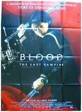 BLOOD THE LAST VAMPIRE Affiche Cinéma Movie Poster 160x120 Chris Nahon