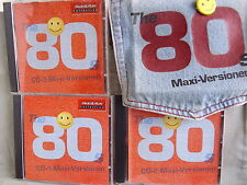 The 80s Maxi-Versionen- 3 CDs in Jeanstasche- Limitierte Auflage- MEDIA MARKT