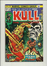 Kull The Conqueror  #13  F/VF