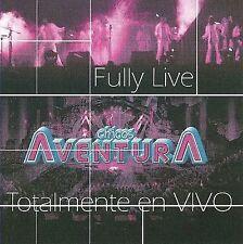 Chicos Aventura : Fully Live: Totalmente En Vivo CD