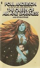 The Queen Of Air And Darkness And Other Stories, Poul Anderson, 1977 Paperback
