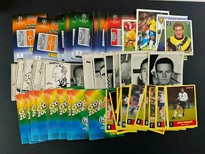 Job Lot of Football Cards and Stickers - 75 Cards