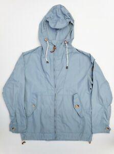 Men's Penfield Trailwear Hudson HPC 1000 Waxcloth Hiking Outdoors Jacket Size M