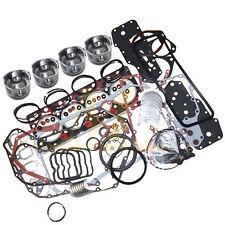 Overhaul Kit for Cummins 4BT 3.9 Engine Case 580L 580K 570LXT 590SL 580SL 5120