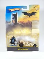 HOT WHEELS 2005 BATMAN BEGINS CAMO BATMOBILE NEW NOC H6295