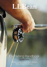 NEW BOOK L.L.Bean Fly-fishing Handbook - Dave Whitlock (Paperback)