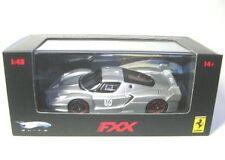 Ferrari FXX N° 16 (argent) Nürburgring