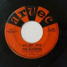 The Olympics - Big Boy Pete / The Slop / A595 / 45