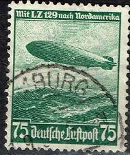 Germany WW2 Zeppelin Flight to America rare stamp 1936