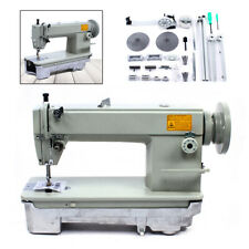 Industrial Thick Material Sewing Machine 3000spm Dp5 No 17 Needle Heavy Duty