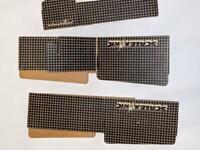 Scalextric - Cardboard Bridge Supports - 3 Pieces